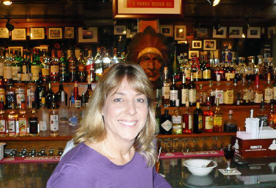 Florio's Pizzeria and Restaurant : Keely at Florio's