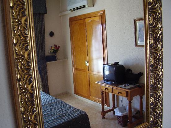Hotel Alameda Malaga: Room 8