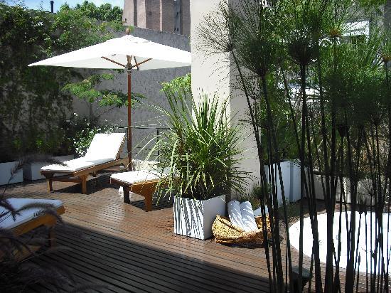 248 Finisterra : terraza