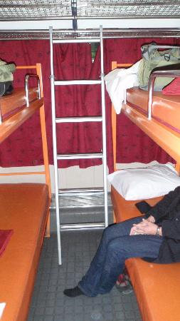 Marrakesh Express: Berth