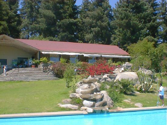 Reserva Ecologica Oasis de la Campana: Club House