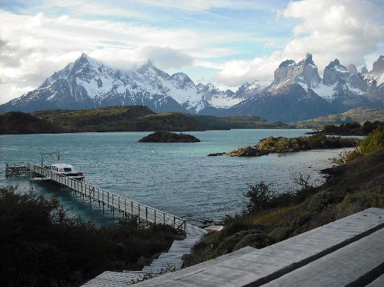 explora Patagonia : vista desde el hotel