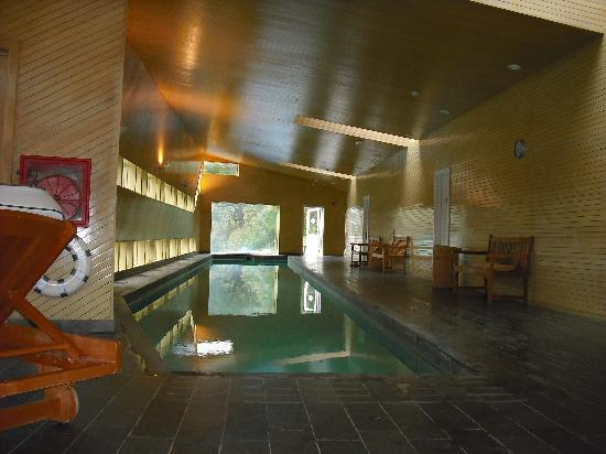 explora Patagonia - All Inclusive : piscina interior