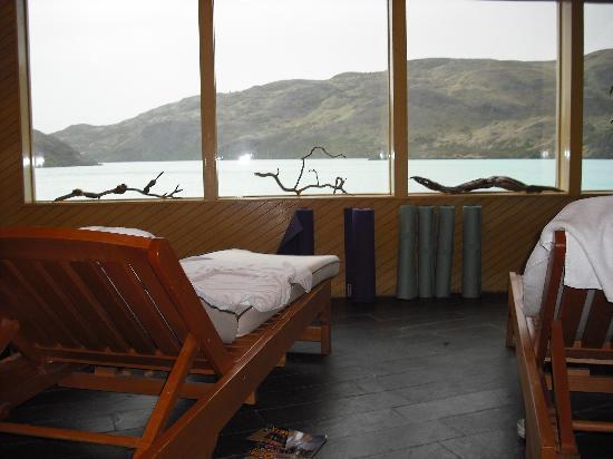 explora Patagonia : relax en el spa