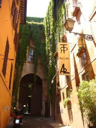 Relais Palazzo Taverna: Hotel