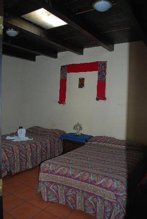 Posada Landivar: bedroom no. 10