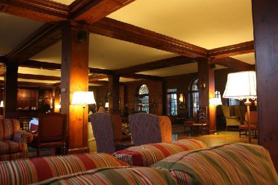 Skytop Lodge: The Lobby