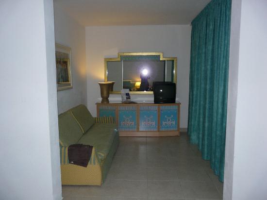 Bahia Princess: lounge area