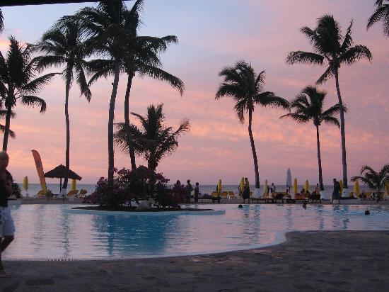 Andilana Beach Resort: la piscina