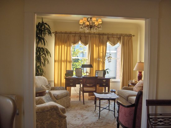 Sitting Room Picture Of Hotel Drisco Pacific Heights San