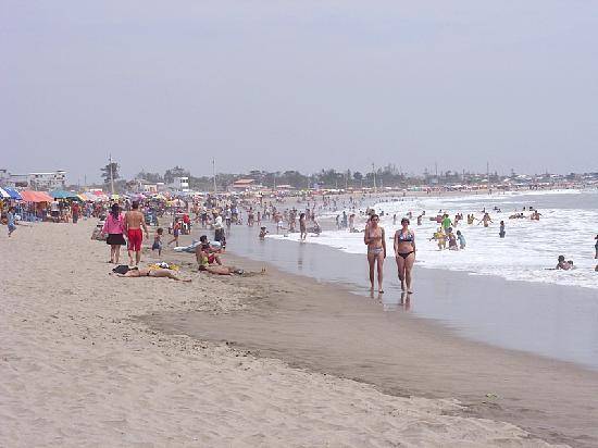 General Villamil Beach: hermosa playa