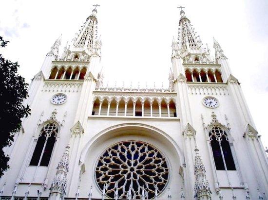 La Iglesia más visitada en Guayaquil