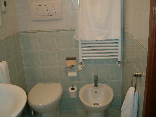 Residenza Ca' San Marco: Lovely Bathroom