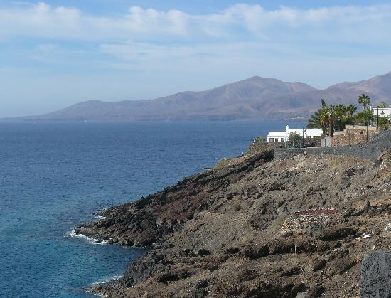 Walk view picture of puerto del carmen lanzarote - Lanzarote walks from puerto del carmen ...