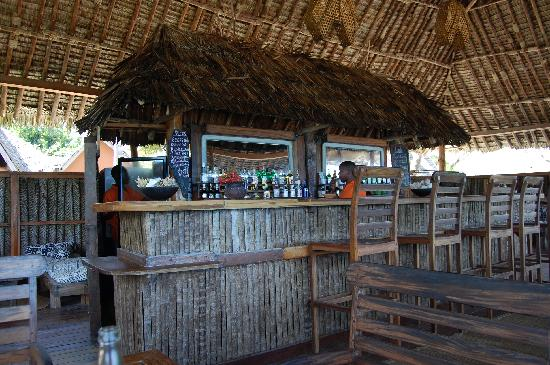 The Tides Lodge: The bar