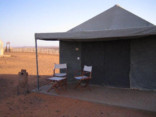 Meroe Tented Camp: Meroe camp tent