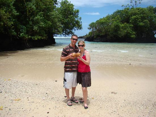 Coconuts Beach Club: Enjoying Samoa!