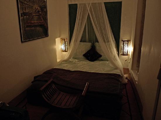 Riad Safa: Nuestra habitación
