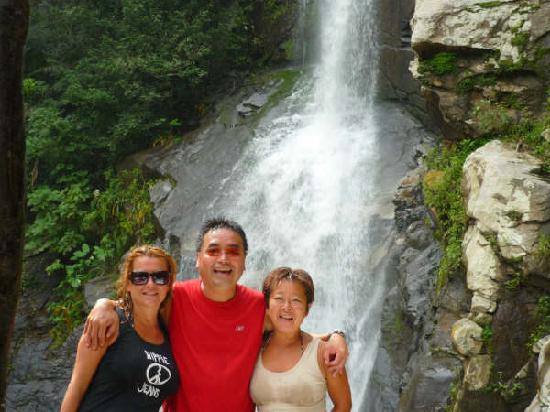 Villas Vallarta by Canto del Sol: Waterfall in Yalapa