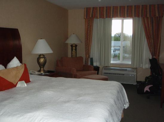 Hilton Garden Inn Corvallis: room