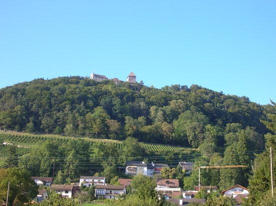 Stein am Rhein, Suiza: Burg Hohenklingen
