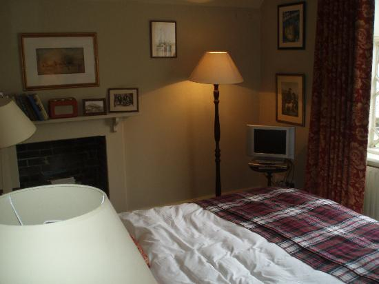 Peat Spade Inn: Our room