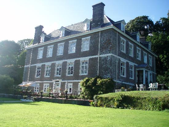 Buckland Tout-Saints Hotel: Nice pile in the country