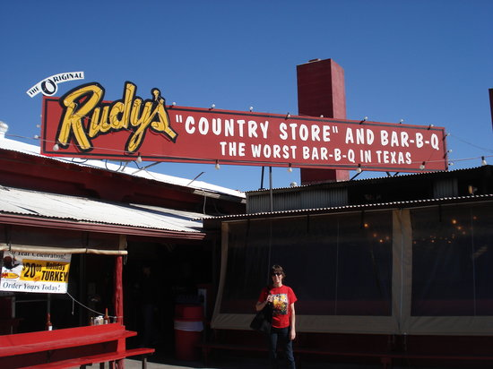 Rudy S In San Antonio Picture Of Rudy S Barbecue San