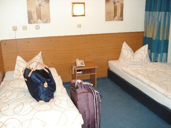 Hotel Im Kupferkessel: our room