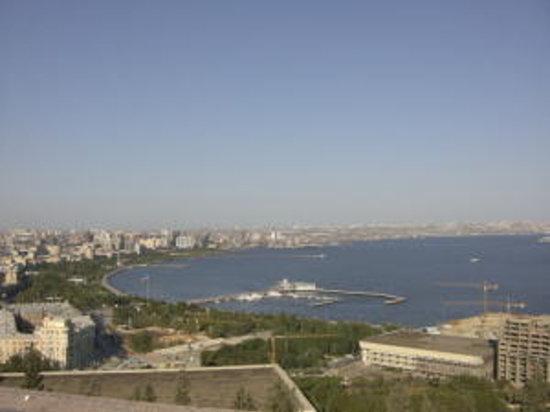 Astrakhan, روسيا: カスピ海