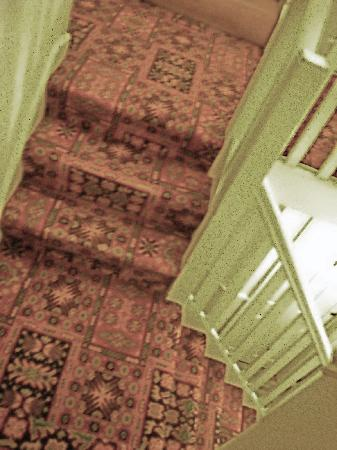 Ashtrees Guest House: staircase