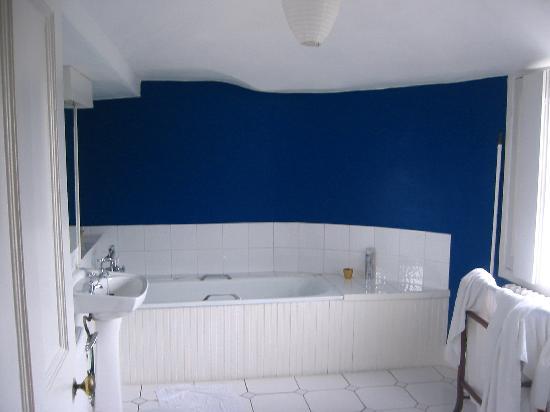 Inchgrove House: Baño última planta