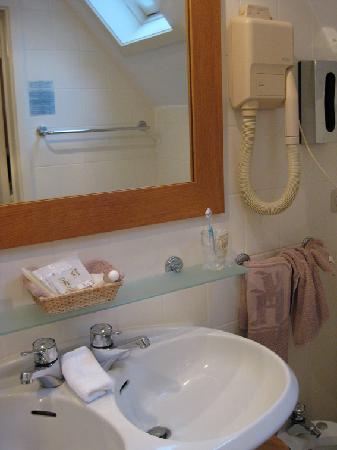 Lugano : Bathroom 1