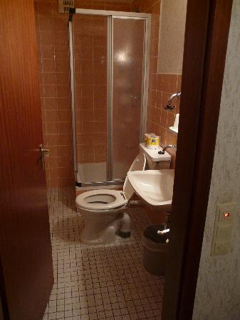 Wagner Hotel & Pensionshaus: bathroon
