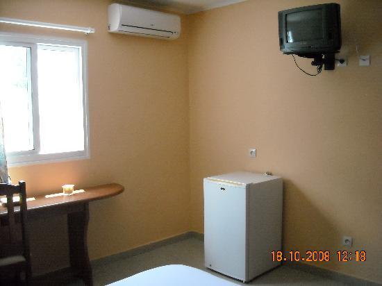 Libreville, Gabon: bedroom1