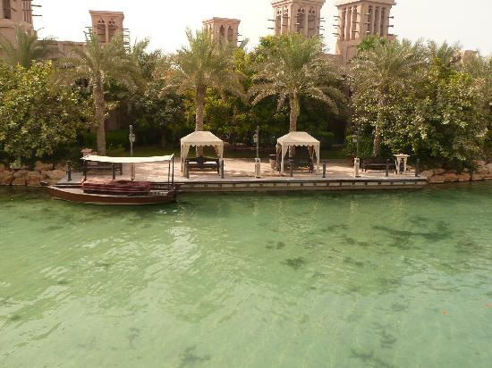 Jumeirah Dar Al Masyaf at Madinat Jumeirah: The relaxing waterways..