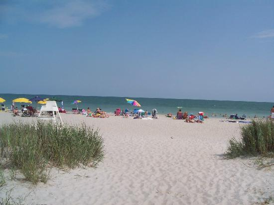 Pirateland Oceanfront Campground The Beauty Of Beach At