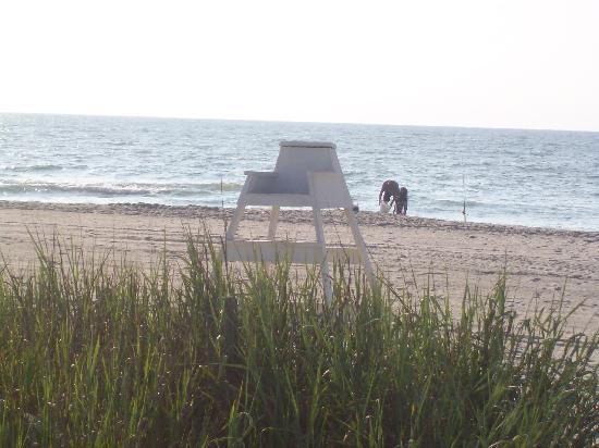 Pirateland Oceanfront Campground: Sunrise at Pirateland