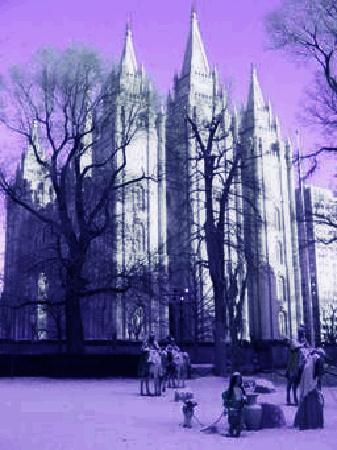 Salt Lake Temple: THE BEST PLACE IN THE WORLD