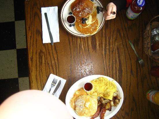 Saranac Sourdough: Our Breakfast