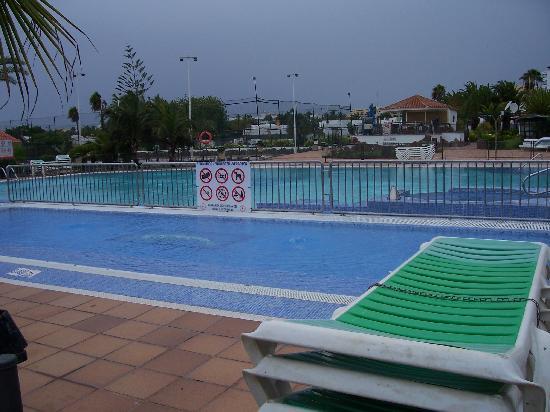 Santa Clara Bungalows: 1st Pool