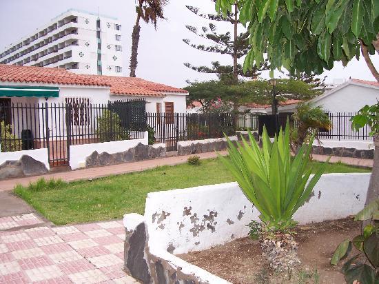 Santa Clara Bungalows: Gardens