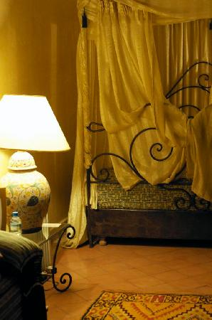 Riad Aguerzame: Inside one of the rooms
