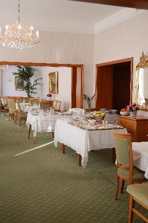 An der Wien : le buffet