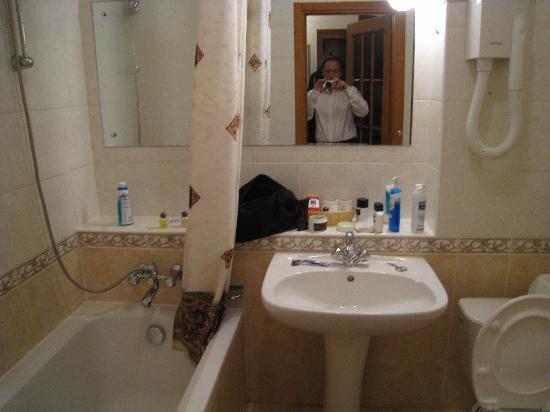 Londonskaya: sdb single room