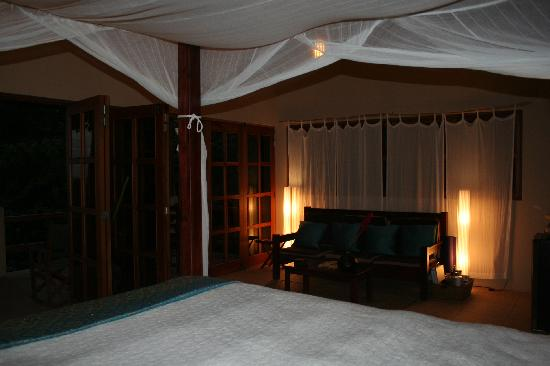 Casa Chameleon Hotel Mal Pais: Our villa named 'villa palma'