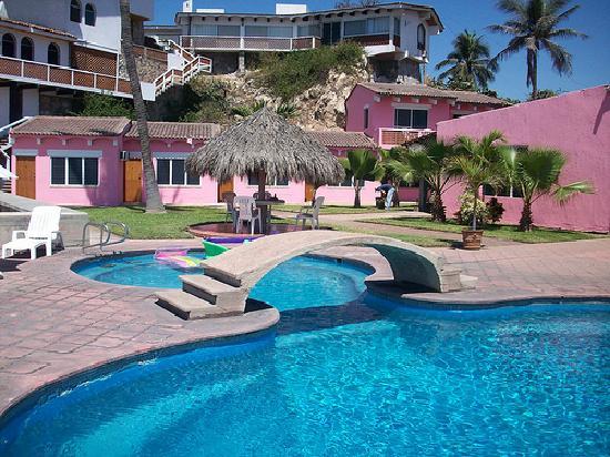 Hotel La Posada: la piscina