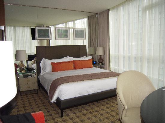 Loden Hotel : Loden bedroom