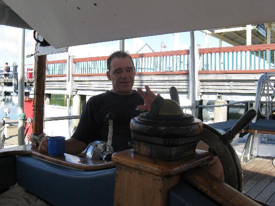 Malaita Low Isles Cruises: Skipper Ed