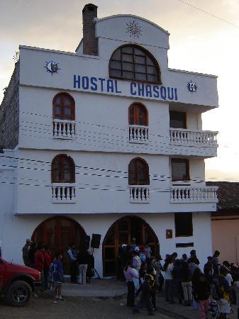 hostal chasqui